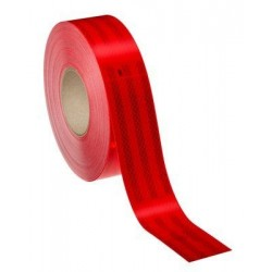 Curtain Side Vehicle Marking Reflective Tape - 3M 997 Series