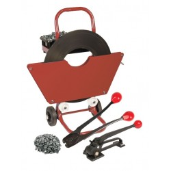 Steel Strapping Tensioner/Sealer Starter Kit (TSSK)