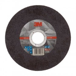 Silver Cut-Off Wheel - 3M 51790