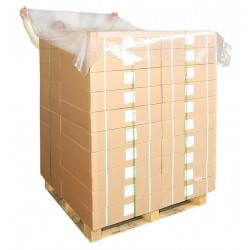 Polythene Top Covers / Pallet Top Sheets - (LLDPE)