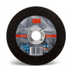 Silver Cut-Off Wheel - 3M 51775