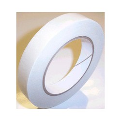 White Glass Cloth Electrical Tape - Class B 130 deg C