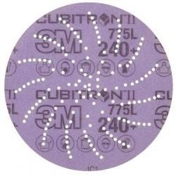 Cubitron II Hookit Clean Sanding Film Disc - 3M 775L