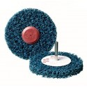 Scotch-Brite Clean and Strip Spindle Mounted Disc - 3M CG-ZS