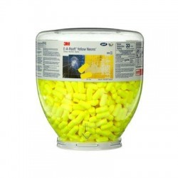 3M E-A-Rsoft Yellow Neons Earplugs