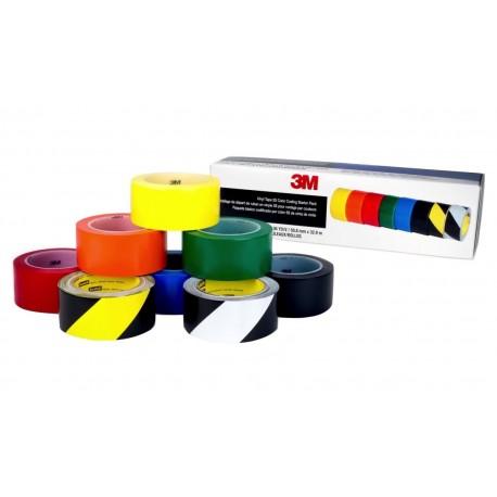 3M Vinyl Tape 5S Colour Coding Starter Pack