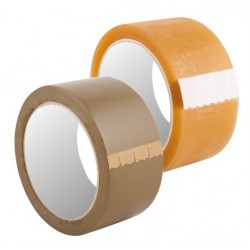 Solvent pkg tape