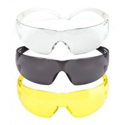 3M SecureFit Safety Glasses Anti-Scratch / Anti-Fog