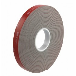 VHB Acrylic Foam Tape - 3M 4991F Grey