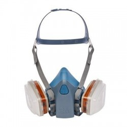 Reusable Half Face Mask Ready-to-Use Kit - 3M 7523