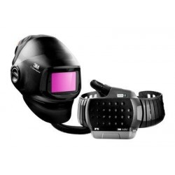 Heavy Duty Welding Helmet With Filter And Air Respirator - 3M Speedglas G5-01