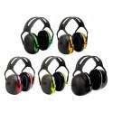 Over The Head Ear Defenders - 3M Peltor X Series