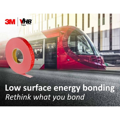 Low Surface Energy VHB - 3M LSE