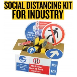Social Distancing Kit for Industry