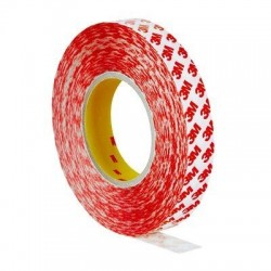 Transparent Double Coated Tape - 3M GPT-020F