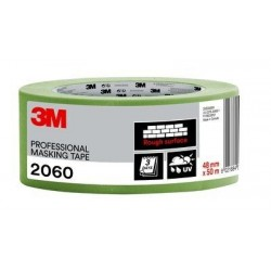 Professional Masking Tape For Rough Surfaces - 3M 2060