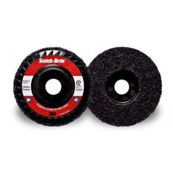 Scotch-Brite Clean and Strip Disc - 3M XT PRO