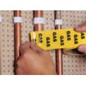 Gas Identification Tape - Advance AT294