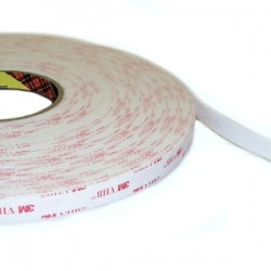 VHB Acrylic Foam Tape 4950 White
