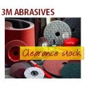 3M Abrasives Clearance Stock