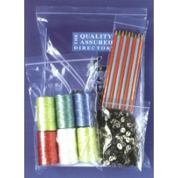 Plain Grip Seal Re-sealable Bags