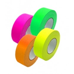 Fluorescent Waterproof Cloth Tape