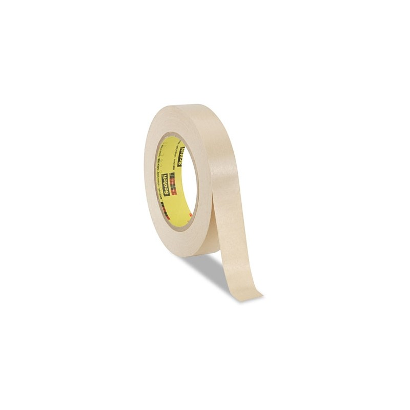 Flatback Masking Tape - 3M 250 - Shand Higson & Co Ltd