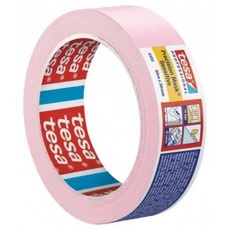 Precision Masking Tape For Sensitive Surfaces - Tesa 4333